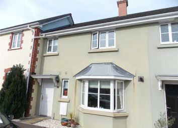 Thumbnail 3 bed terraced house for sale in Kensey Valley Meadow, Launceston, Cornwall