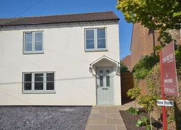 Thumbnail 3 bed semi-detached house for sale in Thame Road, Longwick, Princes Risborough