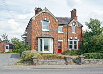 Thumbnail 4 bed detached house for sale in Shrewsbury Road, Hadnall, Shrewsbury