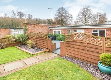 Thumbnail 2 bed bungalow for sale in Glynne Close, Gillingham