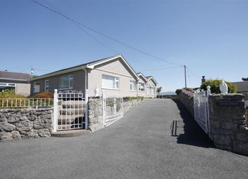 Thumbnail 4 bed bungalow for sale in Llangoed, Beaumaris
