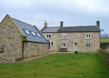 Thumbnail 3 bed detached house for sale in The Homestead, Nottingham Road, Tansley Matlock, Derbyshire