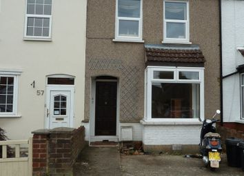Thumbnail 1 bed flat to rent in Rollo Road, Hextable, Swanley