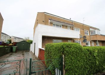 Thumbnail 3 bedroom flat for sale in Rosshill Road, Glasgow