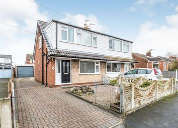 Thumbnail 3 bed semi-detached house for sale in Knowsley Close, Hoghton, Preston