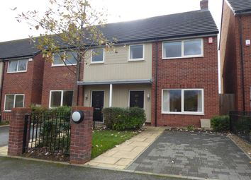 Thumbnail 2 bed semi-detached house for sale in Senneley Mews, Birmingham