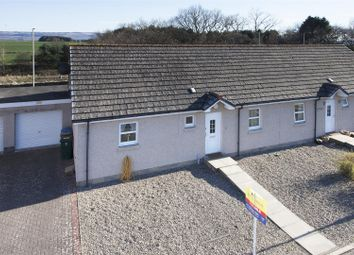 Thumbnail 3 bed semi-detached house for sale in Cairns Park, New Alyth, Blairgowrie