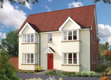 "Thumbnail 3 bed semi-detached house for sale in ""The Sheringham"" at Pixie Walk, Ottery St. Mary"