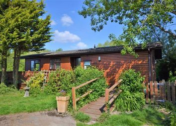 Thumbnail 2 bed mobile/park home for sale in The Oving, Vinnetrow Road, Chichester, West Sussex
