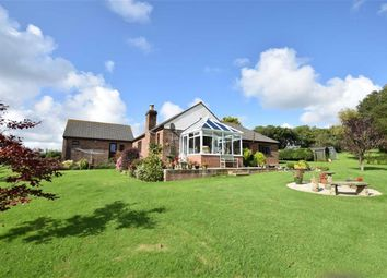 Thumbnail 3 bed detached bungalow for sale in Marhamchurch, Bude