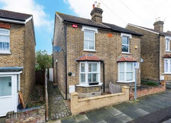Thumbnail 2 bed semi-detached house for sale in Clifton Road, Hornchurch
