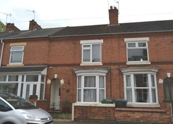 Thumbnail 3 bed terraced house for sale in Springfield Road, Shepshed, Leicestershire