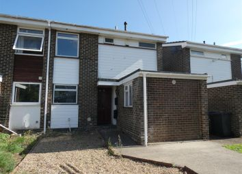 Thumbnail 1 bedroom semi-detached house to rent in Ulcombe Gardens, Canterbury