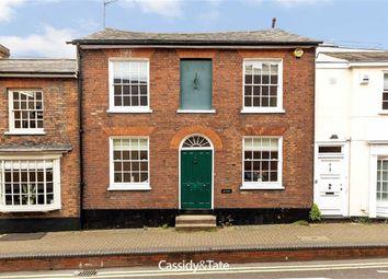 Thumbnail 4 bedroom terraced house for sale in Spencer Street, St Albans, Hertfordshire