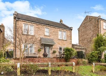 Thumbnail 3 bed detached house for sale in Millstream Close, East Morton, Keighley