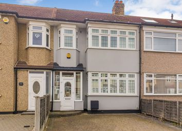 Thumbnail 3 bed terraced house to rent in Faircross Avenue, Collier Row
