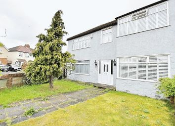 Thumbnail 5 bed end terrace house for sale in Chase Cross Road, Romford