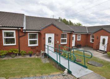 Thumbnail 2 bed terraced bungalow for sale in Holly Court, Outwood, Wakefield, West Yorkshire