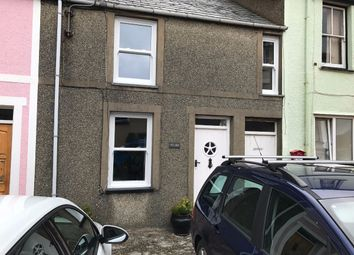 Thumbnail 3 bed terraced house to rent in Castle Square, Criccieth