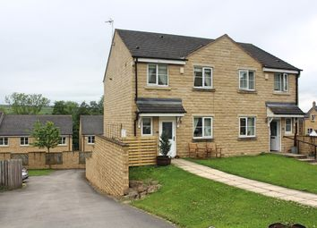 Thumbnail 4 bed semi-detached house for sale in Mayhall Avenue, East Morton, Keighley