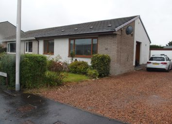 Thumbnail 2 bed bungalow for sale in Cambridge Street, Alyth, Blairgowrie, Perthshire