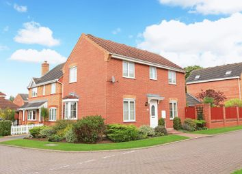 Thumbnail 3 bed detached house for sale in Lintin Close, Bratton, Telford