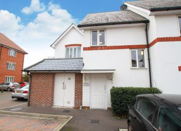 Thumbnail 1 bedroom flat for sale in River Bend Close, Canterbury