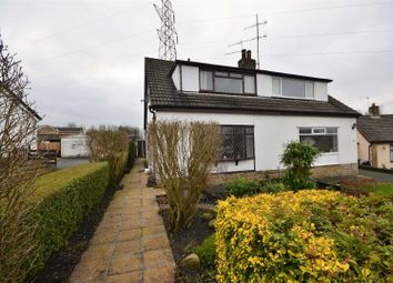 Thumbnail 3 bed semi-detached bungalow for sale in Cragside, Idle, Bradford