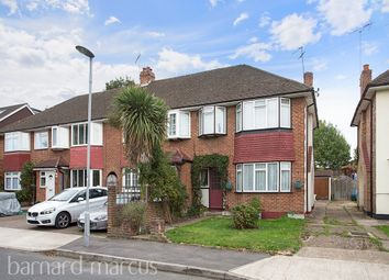 Thumbnail 3 bedroom end terrace house for sale in Sussex Gardens, Chessington