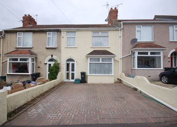 Thumbnail 3 bed terraced house for sale in Almeda Road, Bristol