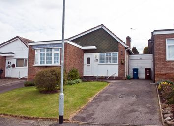 Thumbnail 2 bed detached bungalow for sale in Lambert Drive, Burntwood