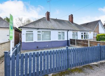 Thumbnail 2 bed semi-detached bungalow for sale in Leyton Avenue, Sutton-In-Ashfield