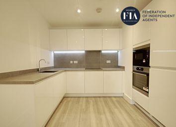 Thumbnail 1 bed flat to rent in Nurburg House, Frazer Nash Close, Isleworth