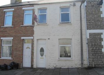 Thumbnail 3 bed terraced house to rent in Lee Road, Barry, Vale Of Glamorgan