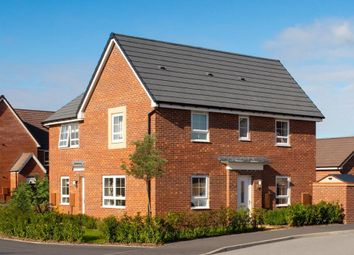 "Thumbnail 3 bedroom semi-detached house for sale in ""Moresby"" at Holme Way, Gateford, Worksop"