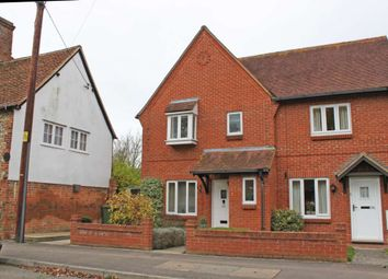 Thumbnail 3 bed semi-detached house to rent in Benson Lane, Crowmarsh Gifford, Wallingford