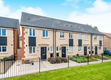 Thumbnail 2 bedroom terraced house for sale in Hazel Gardens, Harwell, Didcot