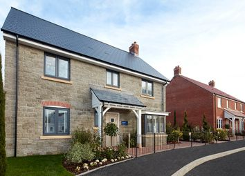 Thumbnail 4 bed semi-detached house for sale in Cowslip Way, Charfield, Wotton-Under-Edge