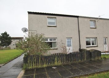 Thumbnail 2 bed end terrace house for sale in Honeybank Crescent, Carluke