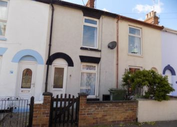 Thumbnail 2 bedroom terraced house for sale in Pavilion Road, Gorleston, Great Yarmouth