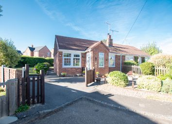 Ashford Avenue, Sonning Common, Reading RG4. 2 bed semi-detached bungalow