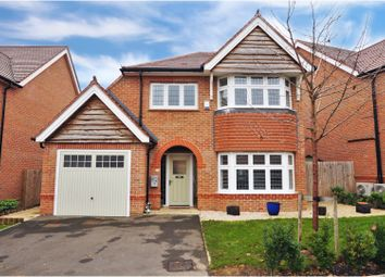 Thumbnail 3 bed detached house for sale in The Timbers, Rochester