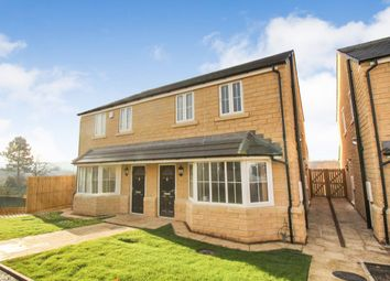 Thumbnail 3 bed property for sale in Meadow Bank, Dewsbury