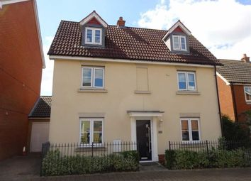 Thumbnail 4 bed detached house for sale in Bull Road, Ipswich, Suffolk
