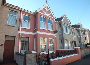 Thumbnail 3 bed terraced house for sale in Wellington Road, Hakin, Milford Haven