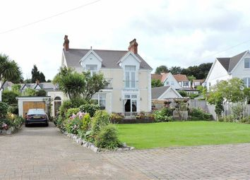 Thumbnail 5 bedroom detached house for sale in Mumbles Road, West Cross, Swansea
