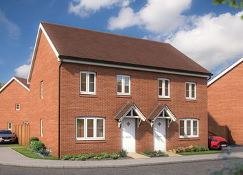 """Thumbnail 3 bed property for sale in """"The Magnolia"""" at Worrall Drive, Wouldham, Rochester"""