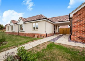 Thumbnail 2 bed bungalow for sale in Burns Drive, Stowmarket