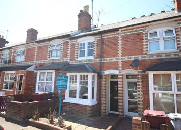 Thumbnail 3 bedroom terraced house to rent in Connaught Road, Reading