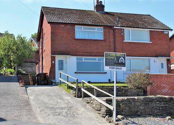 2 bed semi-detached house for sale in Warwick Road, Walton-Le-Dale, Preston PR5